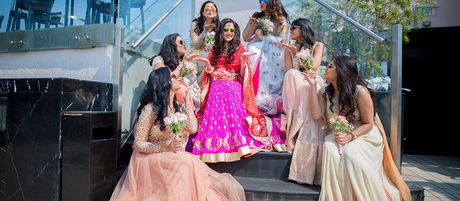 wedding lehengas on rent, clothes on rent online, stage three, rent clothes online